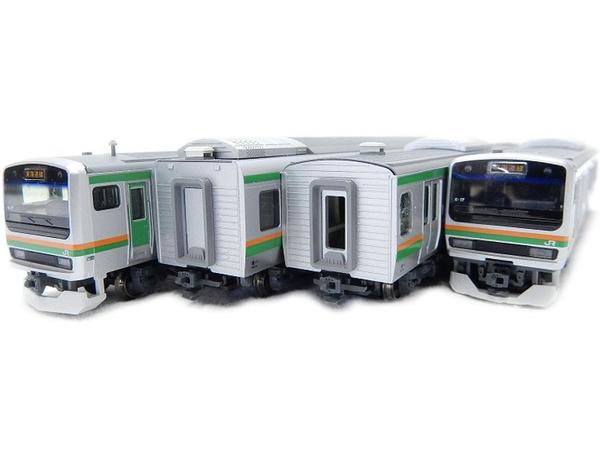 ジャンク KATO カトー 20-865 10-018 Nゲージ スターターセット 線路 セット 鉄道模型 コレクション ホビー 趣味S2595965