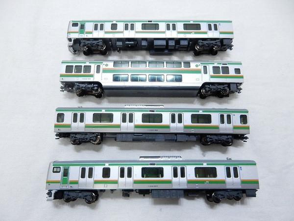 ジャンク KATO カトー 20-865 10-018 Nゲージ スターターセット 線路 セット 鉄道模型 コレクション ホビー 趣味S2595965_画像4