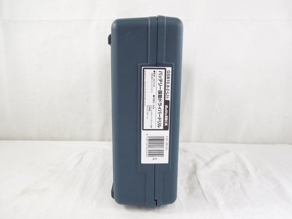 未使用 BOSCH GSB10.8-2-LI 10.8V バッテリー 振動 ドライバー ドリル S2595888_画像4