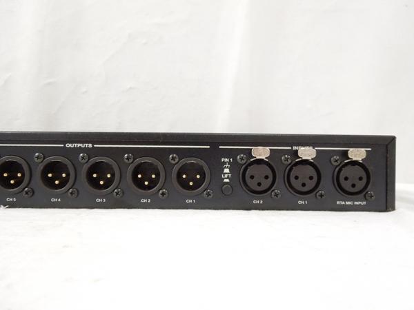 中古 dbx デジタル マルチ プロセッサー Drive Rack 260 音響 オーディオ S2595485_画像5