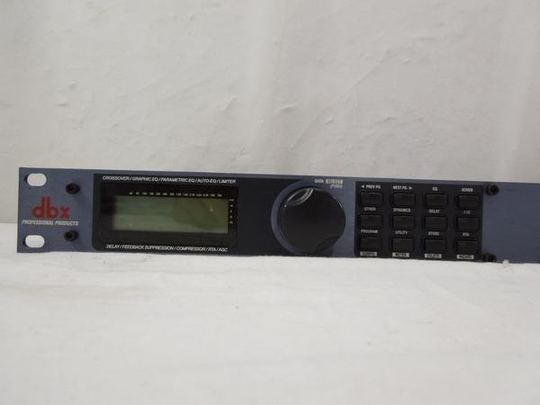 中古 dbx デジタル マルチ プロセッサー Drive Rack 260 音響 オーディオ S2595485_画像3