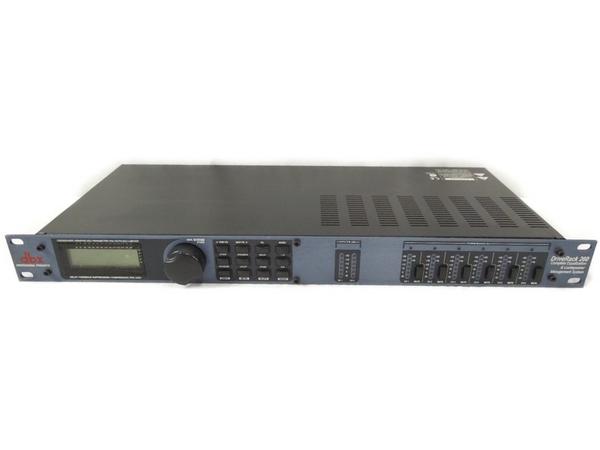 中古 dbx デジタル マルチ プロセッサー Drive Rack 260 音響 オーディオ S2595485