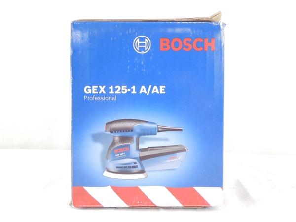 未使用 BOSCH GEX 125-1AE 電動ポリッシャー 電動工具 研磨機 S2595892_画像5