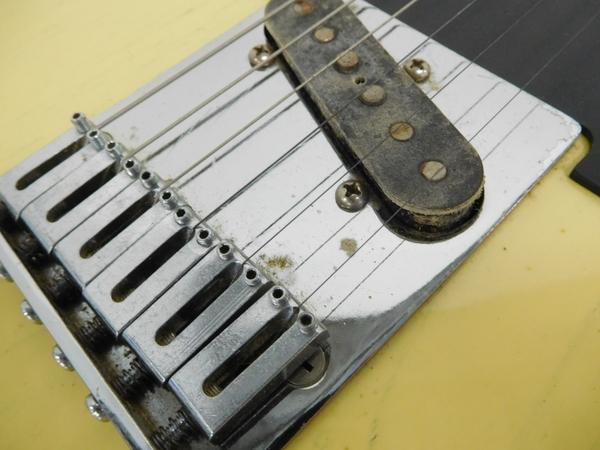 中古 Seymour Duncan セイモアダンカン テレキャスター エレキギター F2596850_画像9