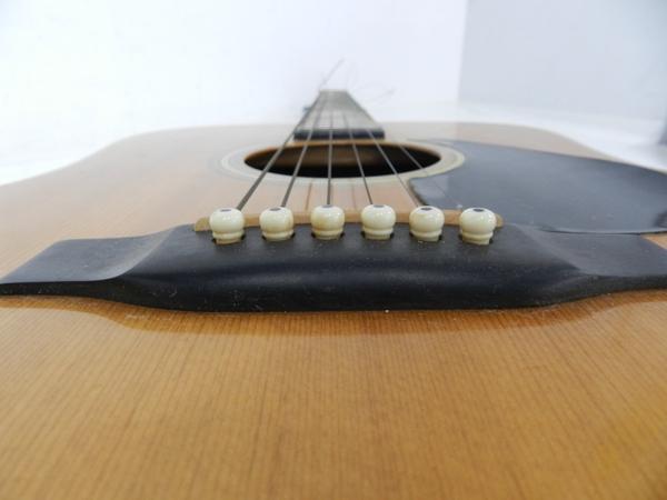 ジャンク Martin マーチン D-28 アコースティックギター ブルーケース付 F2596801_画像5