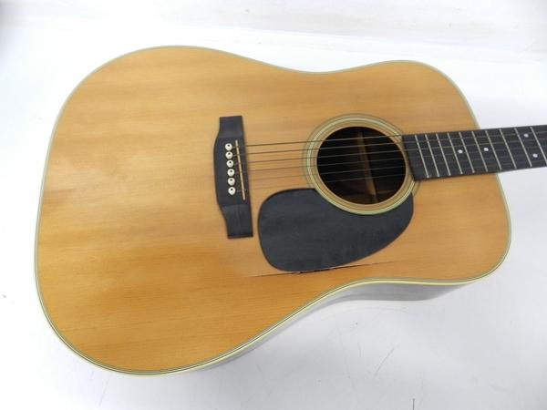 ジャンク Martin マーチン D-28 アコースティックギター ブルーケース付 F2596801_画像3