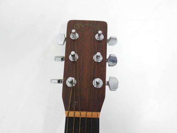 ジャンク Martin マーチン D-28 アコースティックギター ブルーケース付 F2596801_画像9
