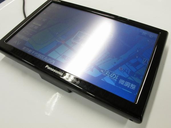 ジャンク 訳有 Panasonic パナソニック Gorilla CN-GP755VD カーナビ SSD ポータブル 7型 T2514660_画像3