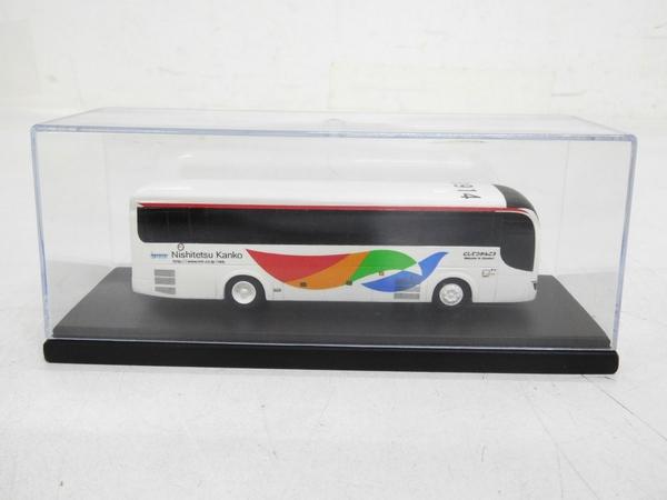 中古 アドウイング 西鉄観光 バス コレクション 1/80 模型 F2597359_画像4