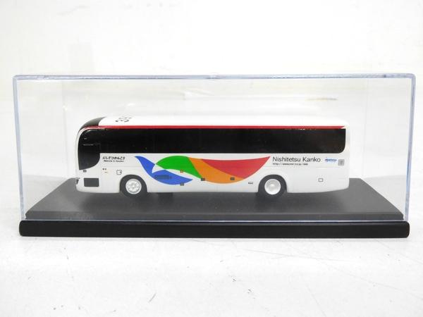中古 アドウイング 西鉄観光 バス コレクション 1/80 模型 F2597359_画像5