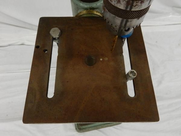 ジャンク KIRA キラ 卓上ボール盤 NSD-340 タッピング 金属加工 楽S2610833_画像3
