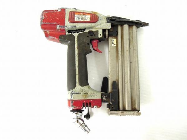 中古 MAX マックス スーパーフィニッシュネイラ TA-221 釘打機 電動工具 O2610998_画像3