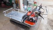 ヤンマー 小型 クローラ運搬車 MCG90 250K積み 整備済み 直ぐ使えます
