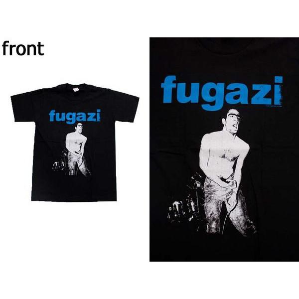 FUGAZI 海外限定Tシャツ 日本未発売 shellac big black flag sonic youth rapeman dischord minor threat pixies BLACK FLAG BAD BRAINS