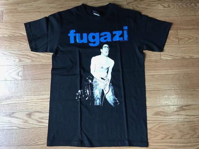 デッドストック FUGAZI Tシャツ shellac big black flag sonic youth rapeman dischord minor threat pixies BLACK FLAG BAD BRAINS