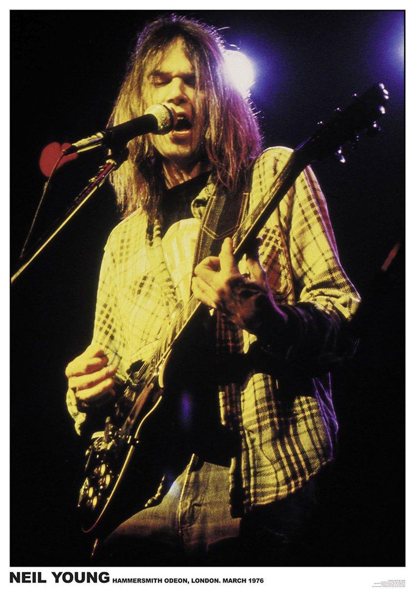 ニールヤング 海外限定ポスター 正規品 日本未発売 Neil Young Buffalo Springfield ボブ・ディラン グレイトフル・デッド woodstock