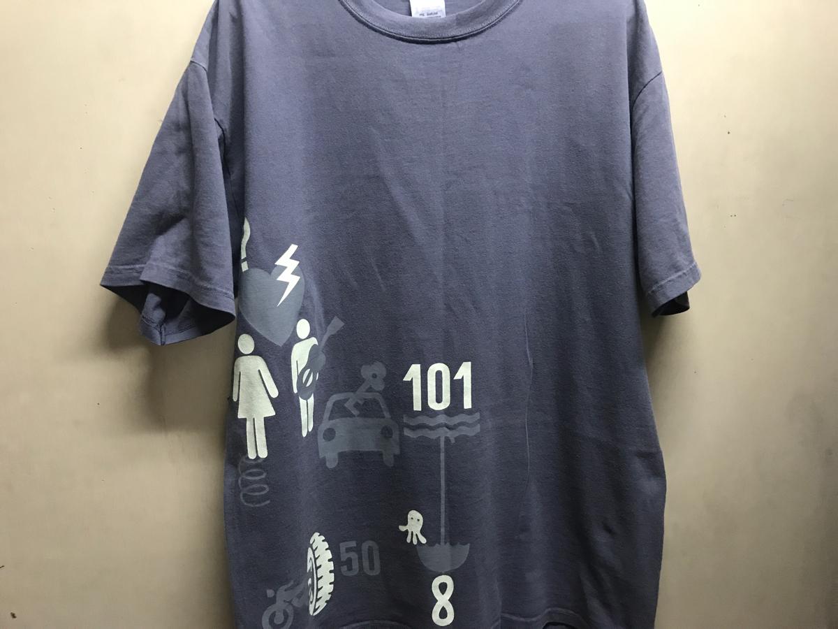 RADWIMPS ツアーTシャツ 生春巻きツアー SPRING ROLL Mサイズ ライブグッズの画像