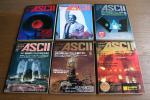 【パソコン情報誌】ASCII 1985年2月号他、Oh! PC 1983年3月号他 計12冊