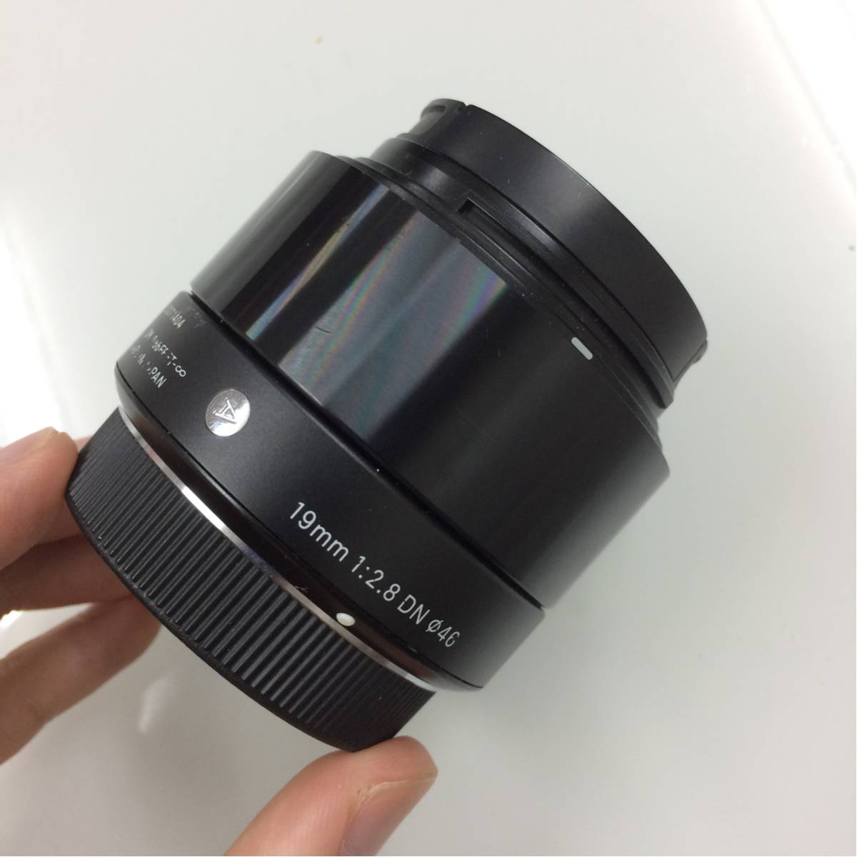 SIGMA 19mm f2.8 DN for マイクロフォーサーズ