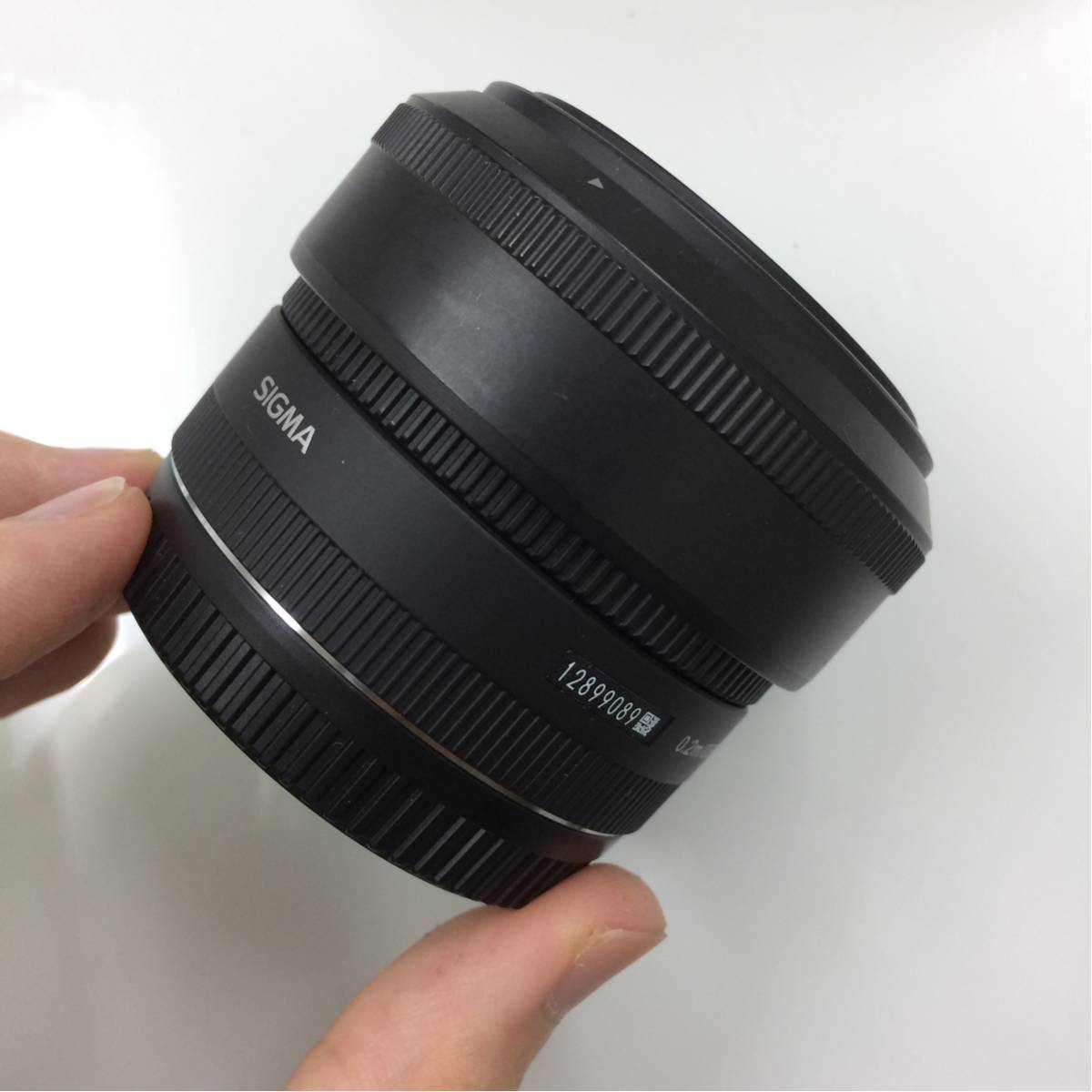 SIGMA 19mm f2.8 EX DN for Eマウント SONY