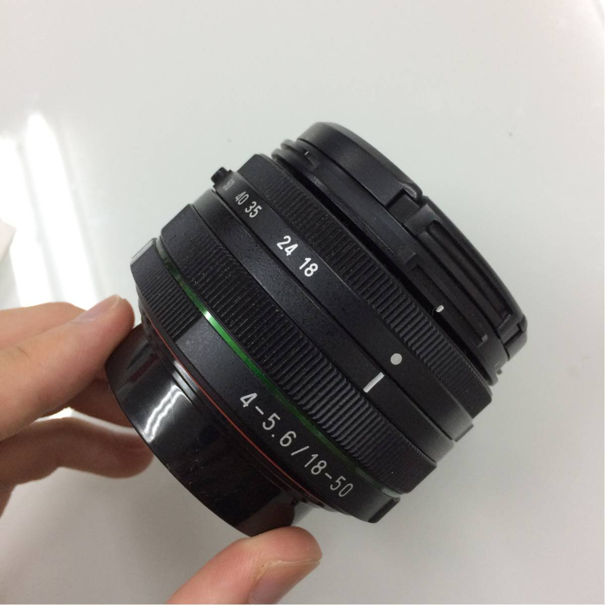 smc PENTAX - DAL 18-50mm f4-5.6 DC WR RE