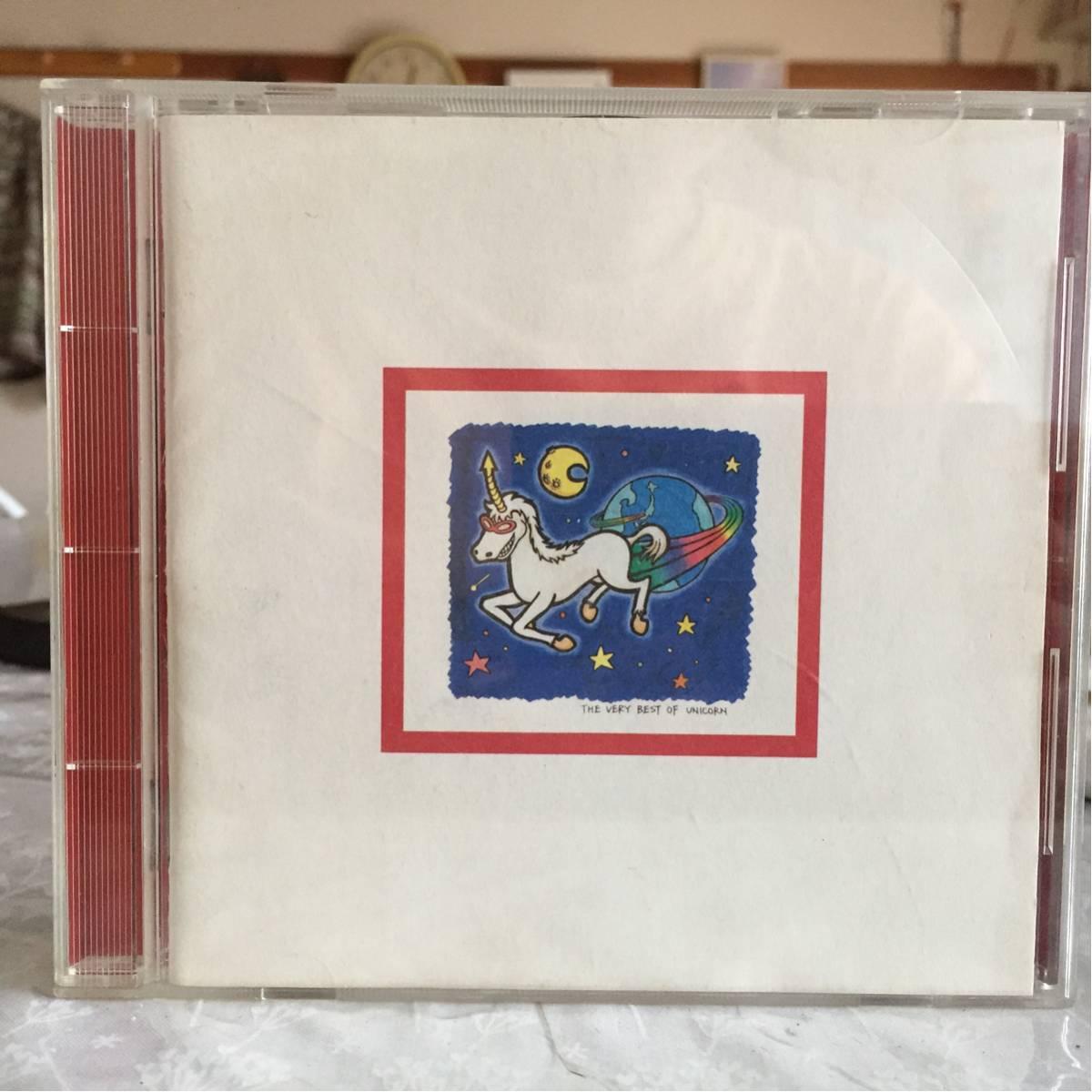 UNICORN ユニコーン THE VERY BEST OF UNICORN アルバム CD
