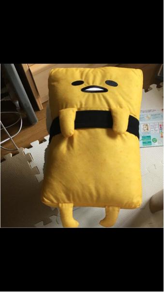 ぐでたま たまご寿司BIGぬいぐるみ グッズの画像