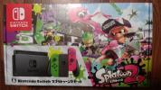 【送料無料☆振り込み値引き有☆】ニンテンドウ スイッチ Nintendo Switch スプラトゥーン2本体同梱版セット(*ラスト1台)
