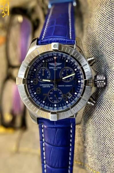 1円スタート!ブライトリング Breitling メンズ 時計 腕時計 自動巻き