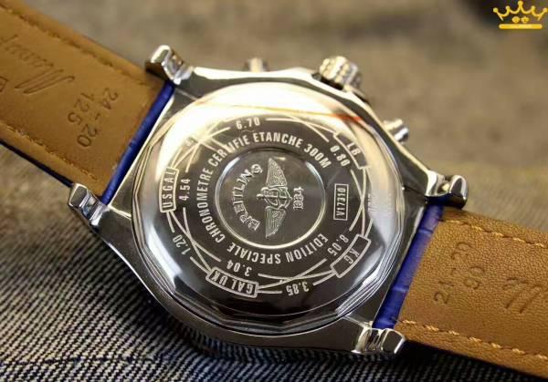 1円スタート!ブライトリング Breitling メンズ 時計 腕時計 自動巻き_画像3