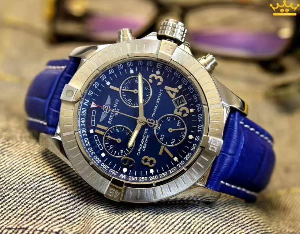 1円スタート!ブライトリング Breitling メンズ 時計 腕時計 自動巻き_画像2