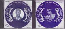 BLUES TOWN STORY volume 1 & 2 (WOLF) 2枚揃い