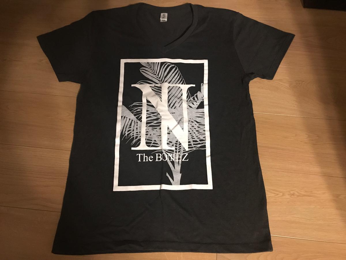 未使用 The BONEZ 夏季限定Tシャツ Lサイズ RIZE PTP DragonAsh DYS PIZZAOFDEATH ライブグッズの画像