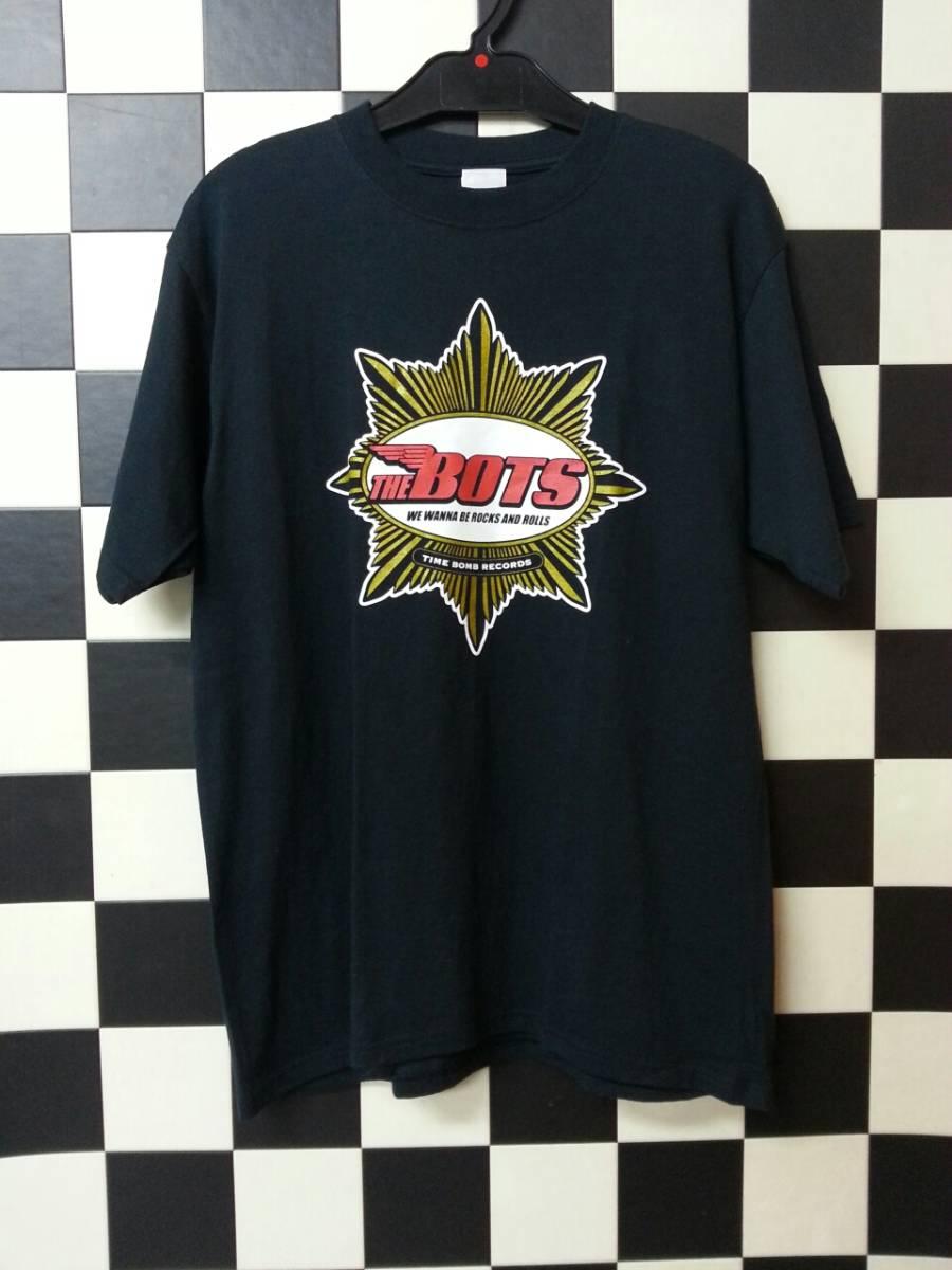 THE BOTSオフィシャルBSAオマージュTシャツ/ネオロカビリーロックンロールCREAMSODA80's原宿カルコークペパーミントラロッカジョンソンズ