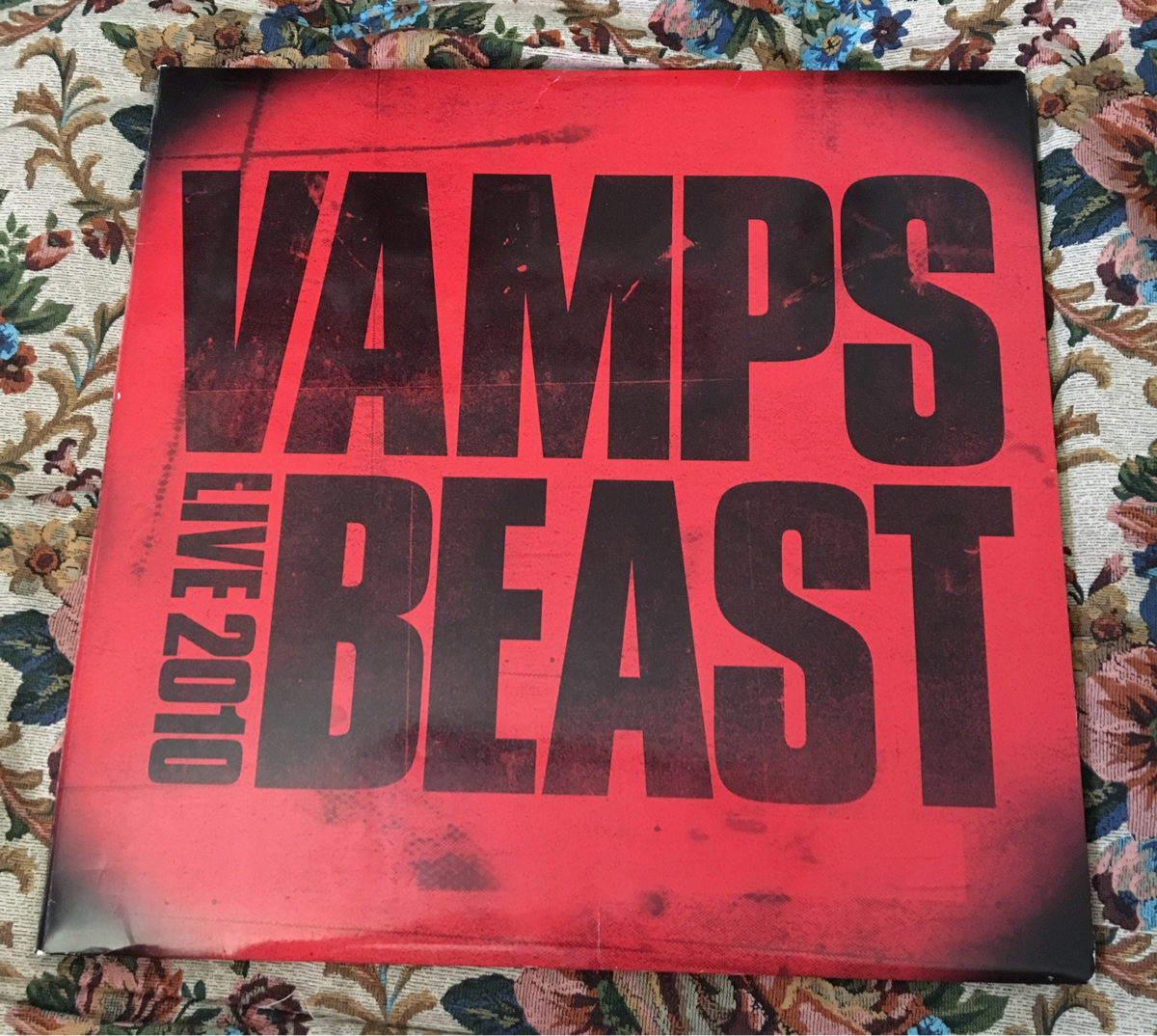 VAMPS LIVE 2010 BEAST パンフレット