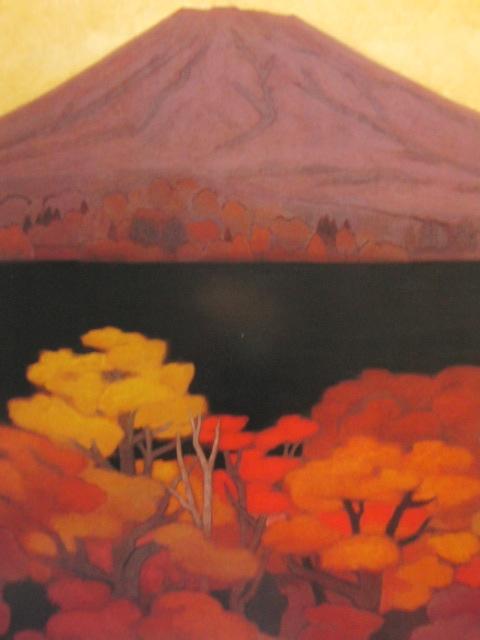 東山魁夷、『光昏』、大判・希少画集画、新品高級額装付、状態良好、送料無料、風景画