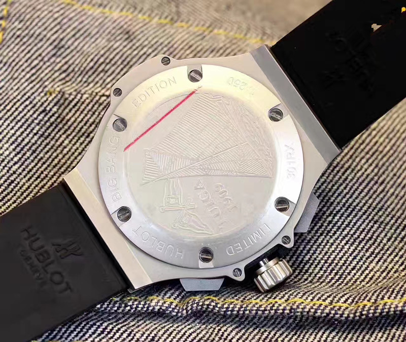 新品 ウブロ メイズ 男性用 Hublot 腕時計  ウォッチ_画像3
