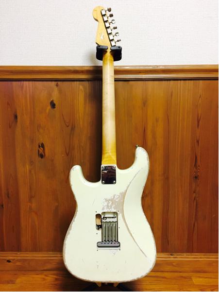 ♪ 最落なし ALLPARTS LIC BY Fender コンポネート ギター MJT RELIC Fender 系 ♪_画像2
