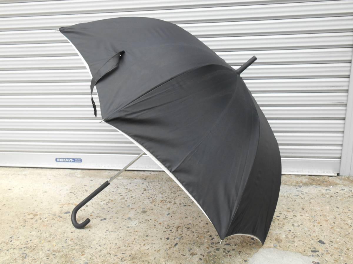 PARK SI HOO◆パク・シフ◆雨傘/ジャンプ傘◆ブラック◆と665