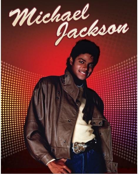 2018年 マイケル・ジャクソン Michael Jackson ★輸入カレンダー [18X1785493124OR]42cmサイズ ポスターとしても楽しめます!