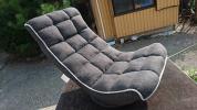 NITORI リクライニング 360°回転座椅子 マーサ