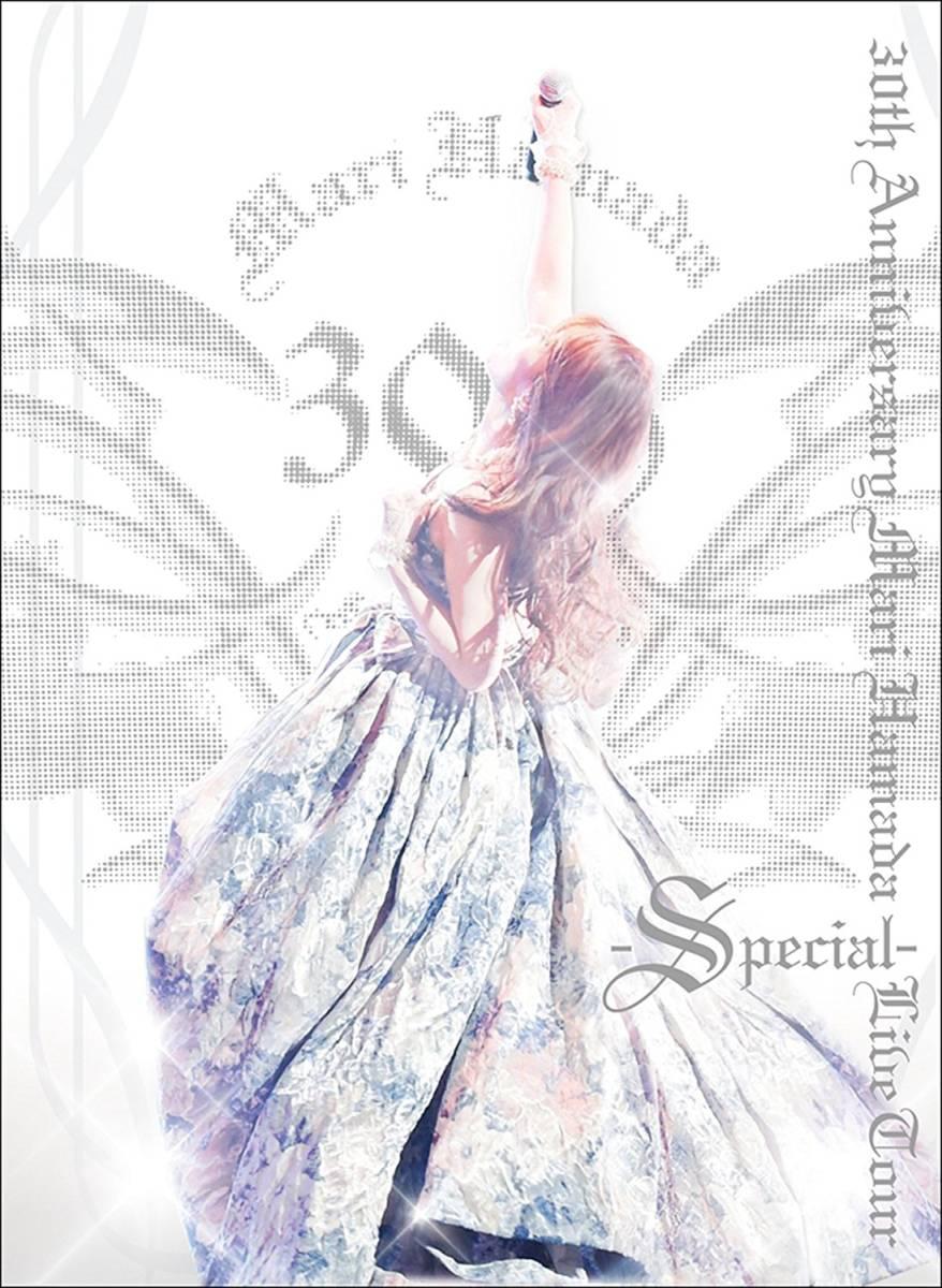 浜田麻里 30th Anniversary Mari Hamada Live Tour -Special -【DVD2枚組】 ライブグッズの画像