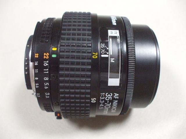 ☆ Nikon ニコン AF NIKKOR 35-70mm F3.3-4.5