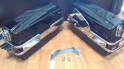 旭風防 AC-13 チャンピオンバッグ パニアケース サイドバッグ サイドケース