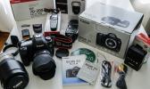 Lens - EOS 5D Mark III+レンズ2本、バッテリー、タイマーコントロラー、ストロボなどおまけ付き