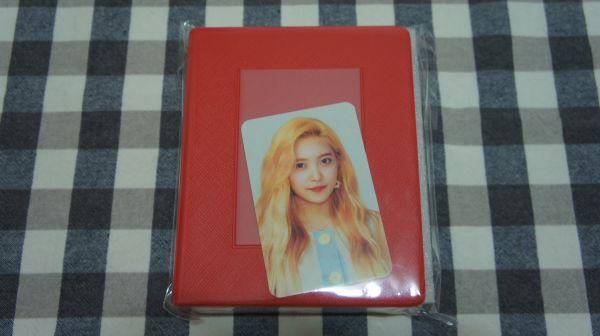 Red Velvet★イェリ フォトカード コレクションブック★トレカ アルバム Red Room 1st コンサート ソウルコン 公式グッズ