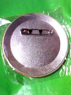 あんさんぶるスターズ! 応援 缶バッジ vol.1 遊木真 7.5cm あんスタ_画像2