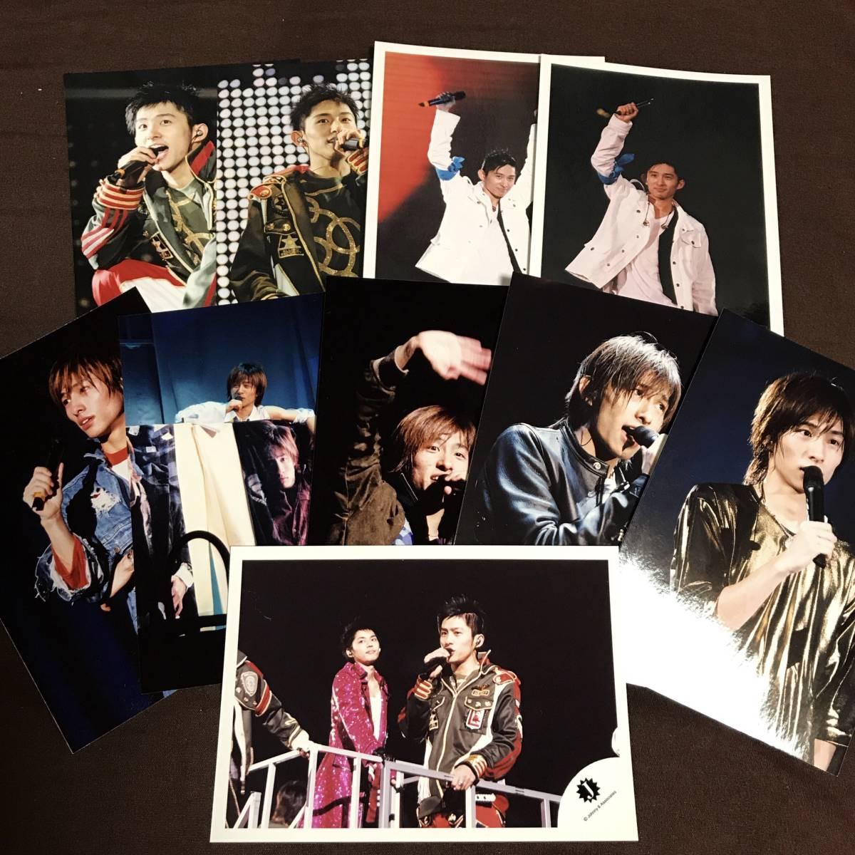 V6 三宅健 公式写真 写真 ブロマイド グッズ ④ コンサートグッズの画像