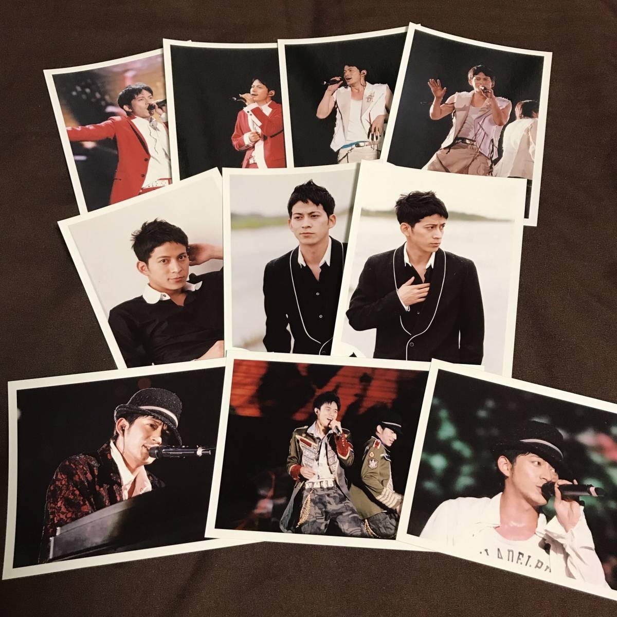 V6 岡田准一 公式写真 写真 ブロマイド グッズ ③ コンサートグッズの画像