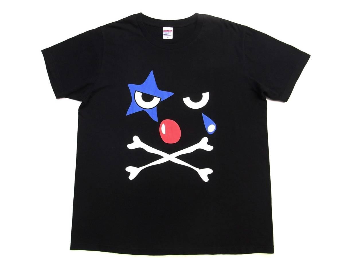 美品 正規 2013 ニューロティカ XL 半袖 Tシャツ 黒 ANNIVERSARY 29周年 2012 SIMONGIRL FUNGIRL NEW ROTE'KA イノウエアツシ NEW ROTEeKA